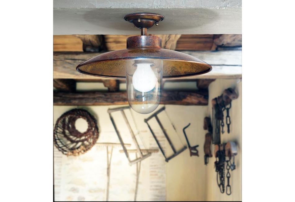 Applique esterno philips philips cedar lampada da parete per