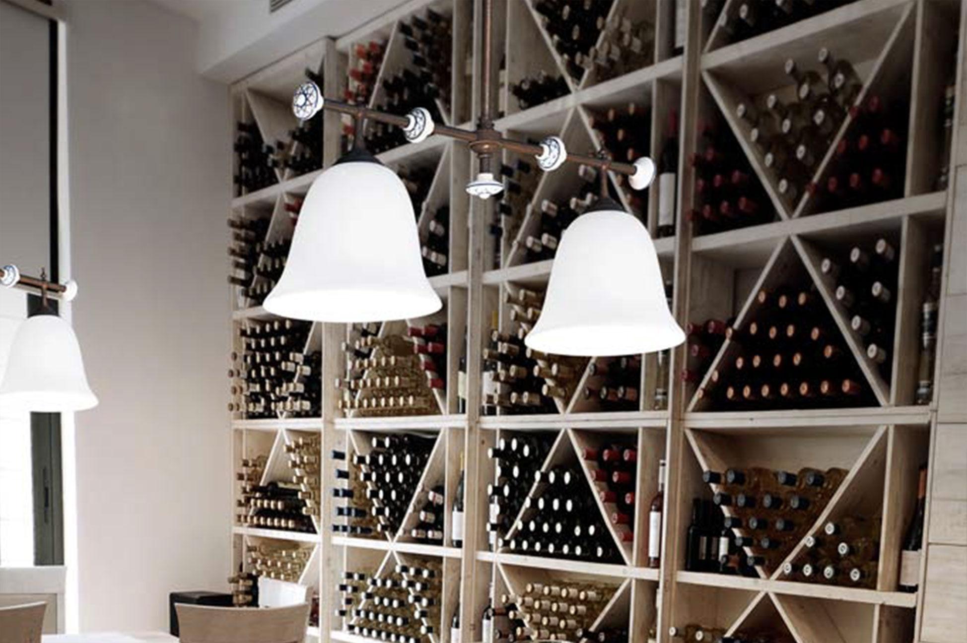 Lampade e lampadari in ceramica e ottone lampade per