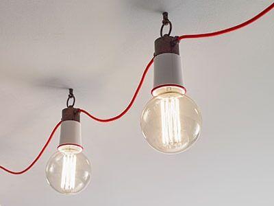 Sistemi di illuminazione prese e interruttori in ceramica e