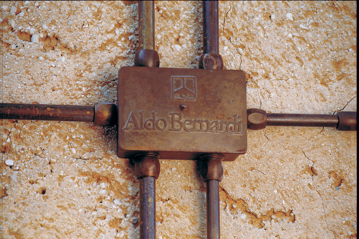 Scatole di derivazione per impianti a vista aldo bernardi - Impianti elettrici a vista per interni ...