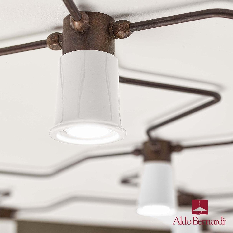 Impianto elettrico a vista sistemi di illuminazione aldo bernardi - Impianto elettrico esterno ...