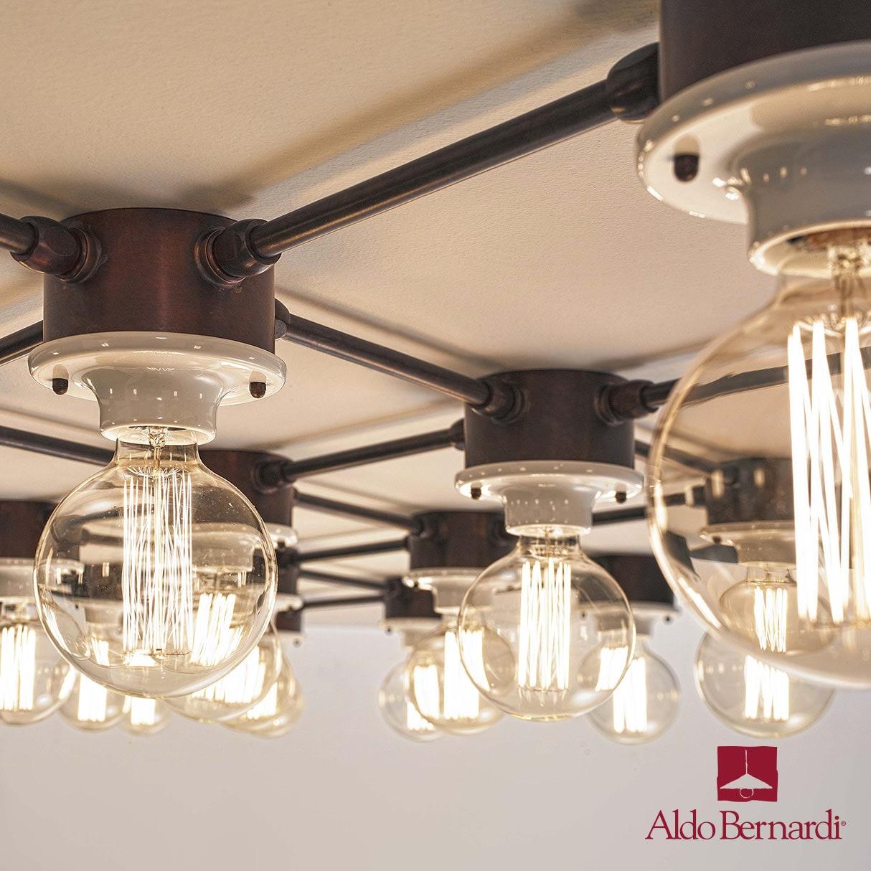 Impianto elettrico a vista sistemi di illuminazione for Sistemi di illuminazione