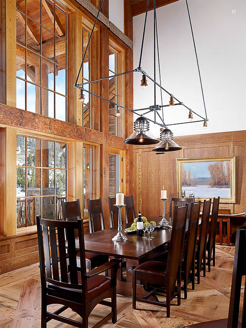 Illuminare il soggiorno consigli per scegliere la luce for Salotto rustico