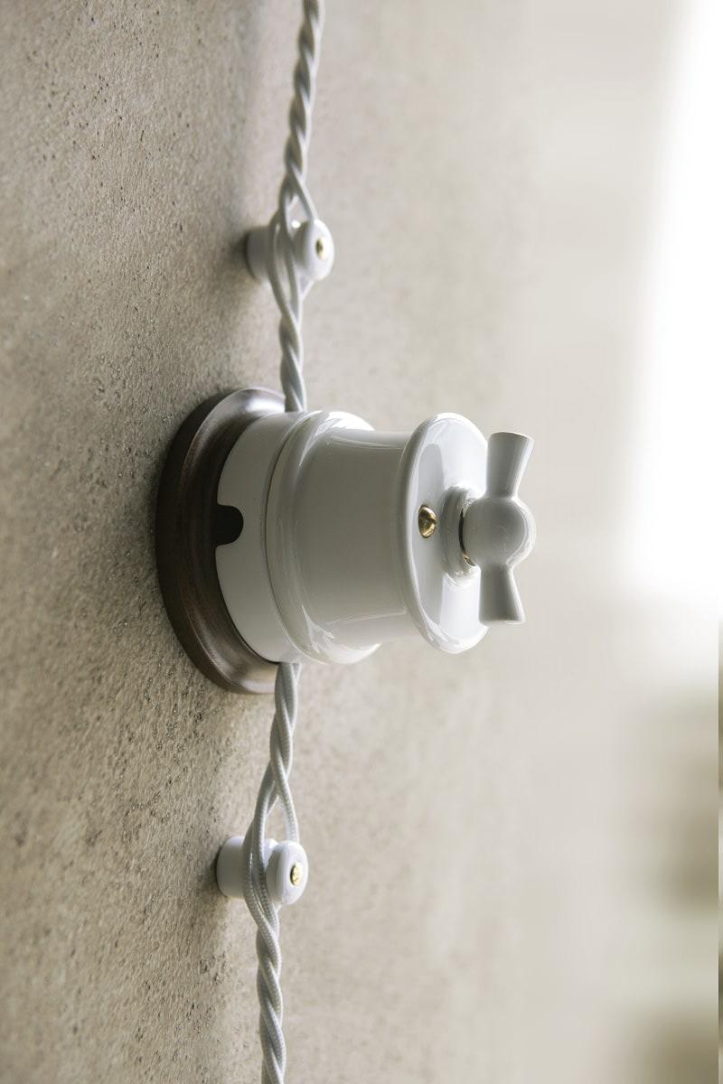 Bellatrix accessori per impianto a treccia aldo bernardi for Impianto esterno elettrico