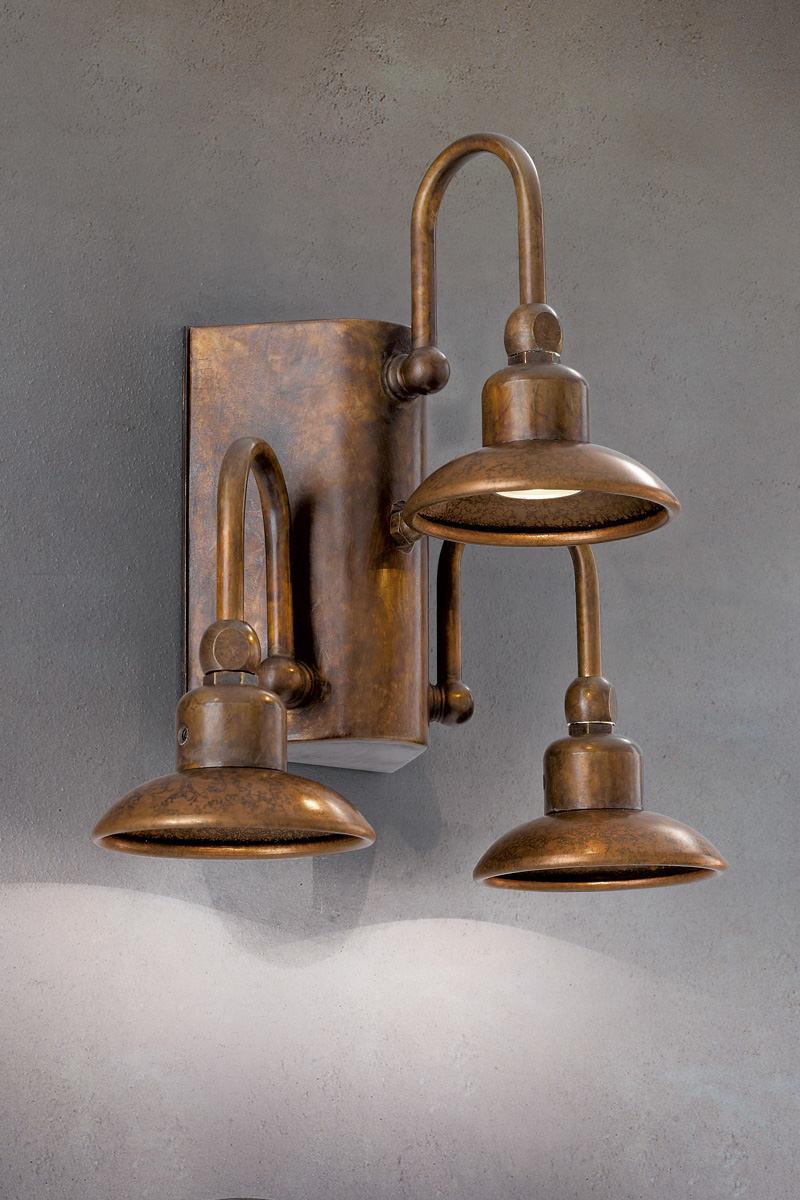 Lampade in rame per esterno: images : lampade da esterno a parete ...