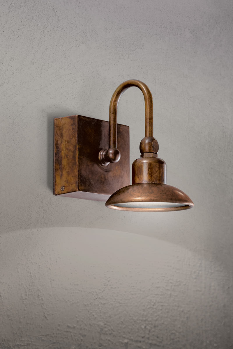 lampade in rame per esterni design casa creativa e