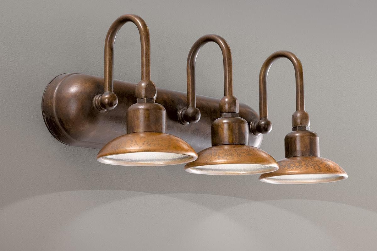 Illuminazione per esterni lampada da parete per esterni lancia